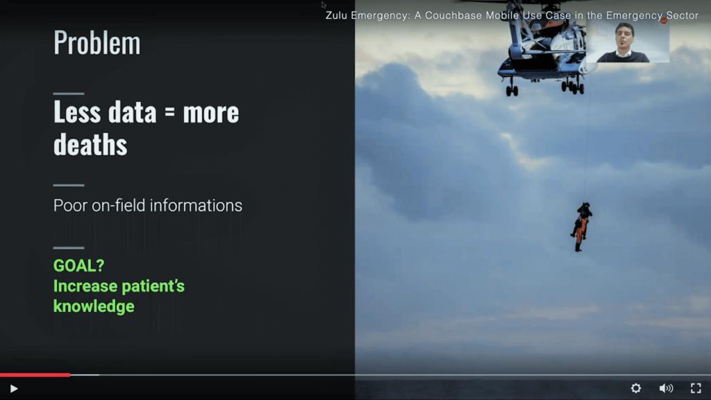 Zulu + MOLO17 per Couchbase Connect 2020